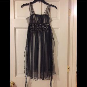 Sequin hearts Dress
